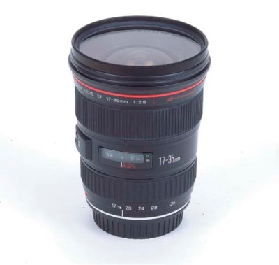 Canon EF Ultrasonic 17-35mm. f