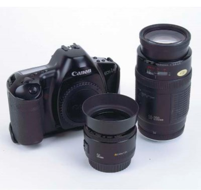 Canon EOS outfit