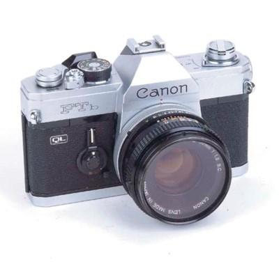 Canon FTb no. 434053