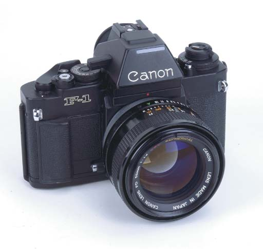 Canon [New] F1 no. 213078