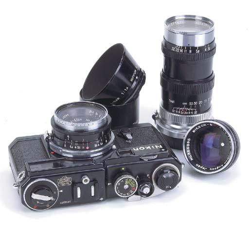 Nikon SP no. 6202590