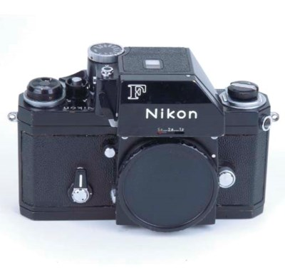 Nikon F no. 7418583