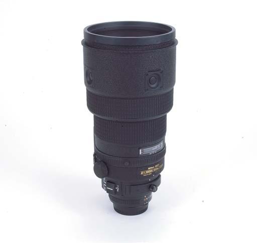 Nikkor AF-1 300mm. f/2.8D no.