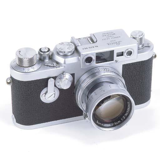 Leica IIIg no. 825952