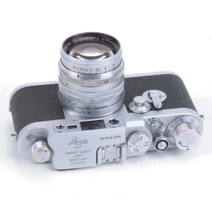 Leica IIIg no. 845585