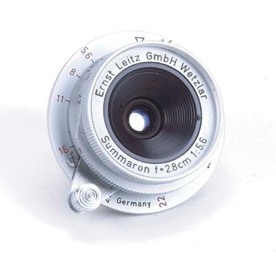 Summaron 2.8cm. f/5.6 no. 1557