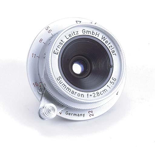 Summaron 2.8cm. f/5.6 no. 1557440