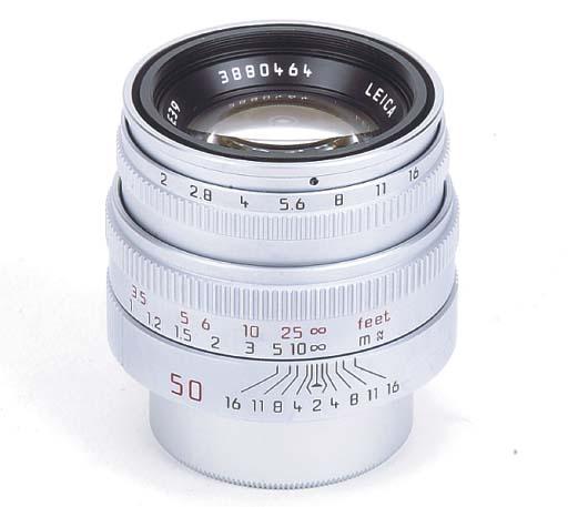 Summicron f/2 50mm. no. 388046