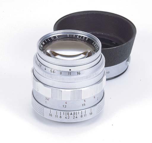 Summilux f/1.4 50mm. no. 17899
