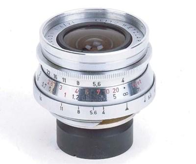 Super-Angulon f/4 21mm. no. 15