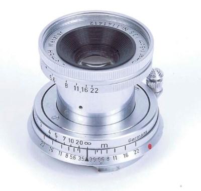 Elmar 5cm. f/3.5 no. 1141412