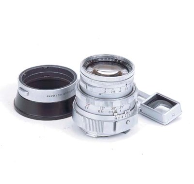 Summicron f/2 50mm. no. 176431