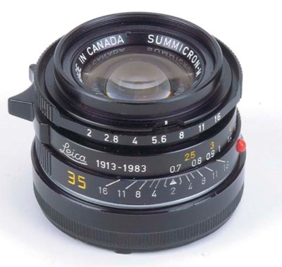 Summicron-M f/2 35mm. no. 3240