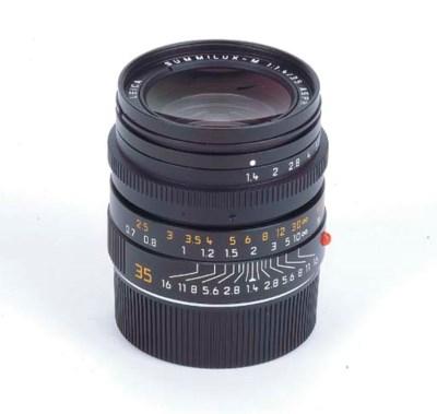 Summilux-M ASPH f/1.4 35mm. no