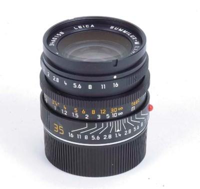Summilux-M f/1.4 35mm. Aspheri