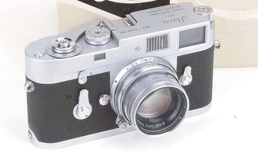 Leica M2 no. 1030165