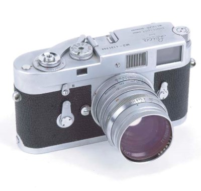 Leica M2 no. 1131744