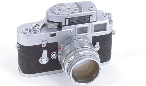 Leica M3 no. 1045890