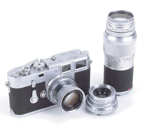 Leica M3 no. 740254