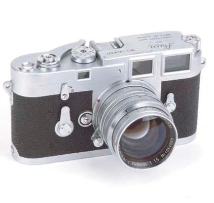 Leica M3 no. 818831