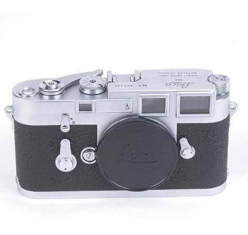 Leica M3 no. 853449