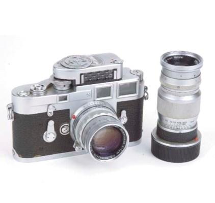 Leica M3 no. 922998