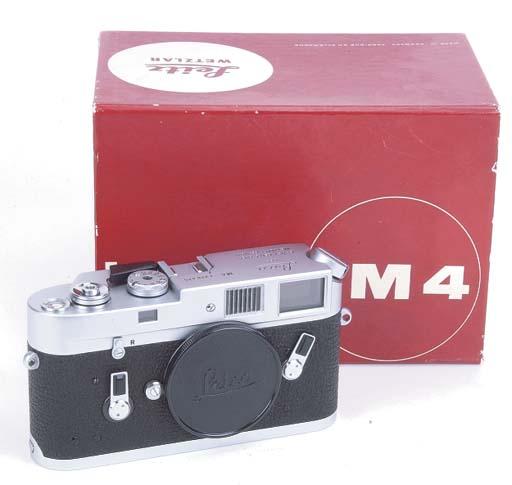 Leica M4 no. 1228425