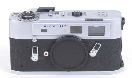 Leica M5 no. 1291443