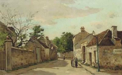 Jules Petillion (French, 1845-