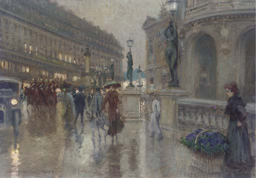 Georges Stein (French, b.1870)
