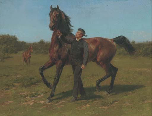 Attributed to Rosa Bonheur (Fr
