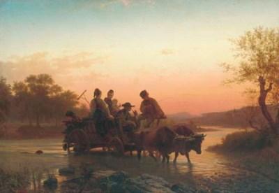 Carl Schlesinger (Swiss, 1825-