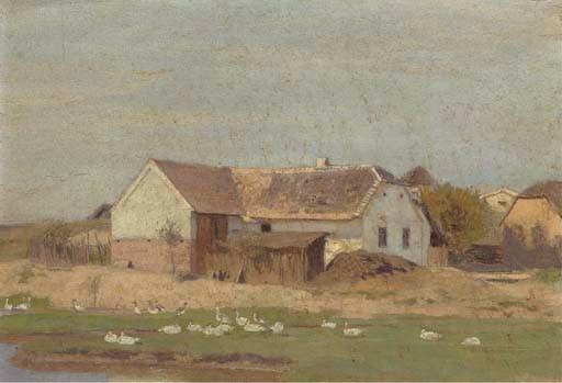 Eugen Jettel (Austrian, 1845-1