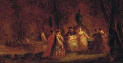 Attributed to Adolphe-Joseph-T