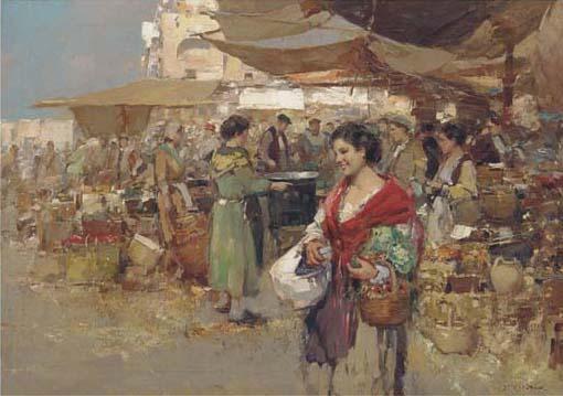 Di Mario, (Italian, early 20th