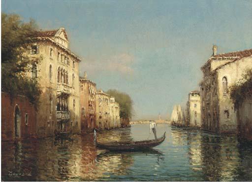 Antoine Bouvard (French, 1870