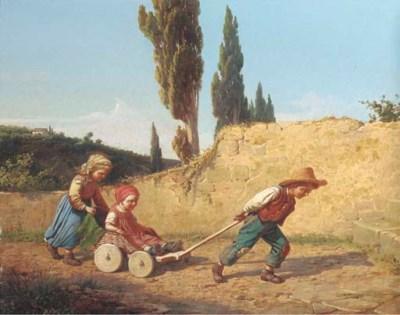 Gaetano Chierici (Italian, 183