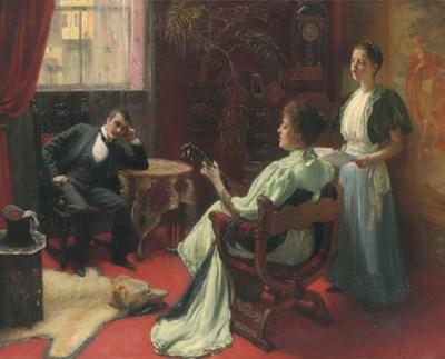 Alexander Fuks (Russian, 1863-