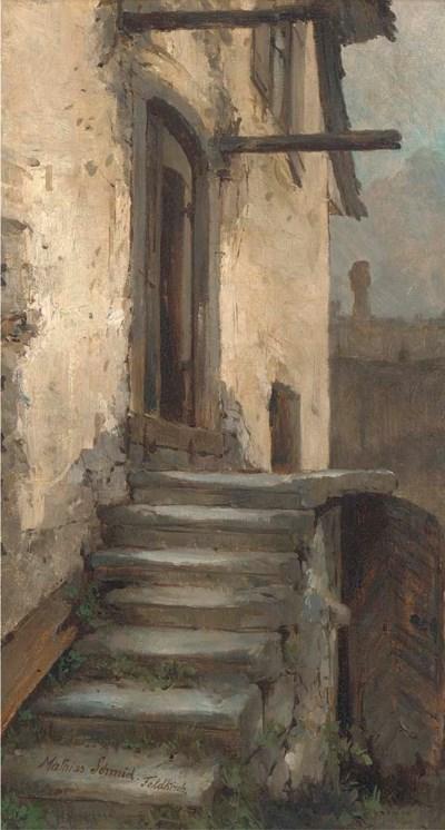Mathias Schmid (German, 1835-1