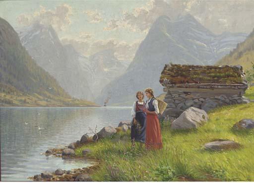 Emma Pastor-Normann (German, 1