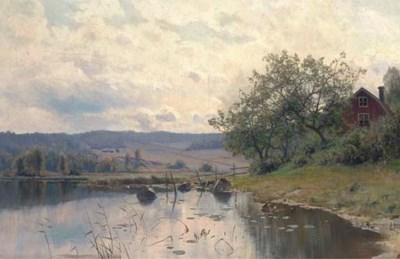 Edvard Rosenberg (Swedish, 185