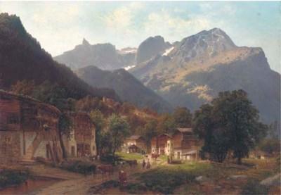 Josef Schoyerer (German, 1844-