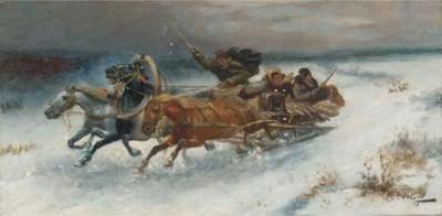 F. Orloff (Russian, 19th Centu