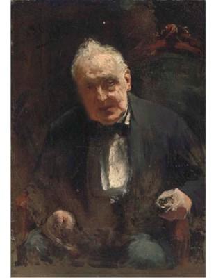 Pierre Oyens (Belgian, 1842-18