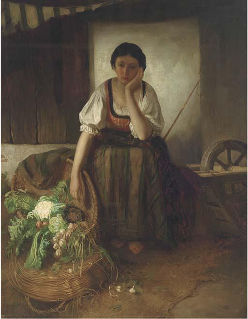 J. Bauer (German, circa 1874)