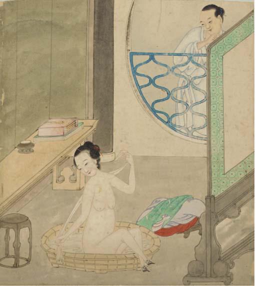 An erotic album, 19th century