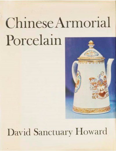 Chinese Armorial Porcelain, by