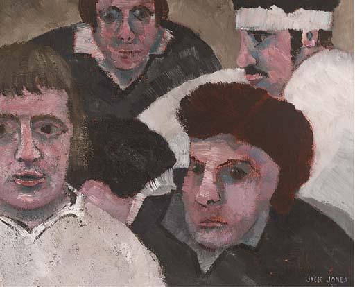 Jack Jones (20th Century)