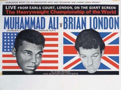 A MUHAMMAD ALI V. BRIAN LONDON