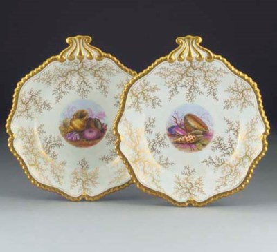 A pair of Worcester (Flight, B